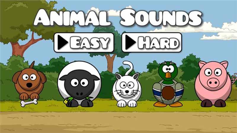 รีวิวแอพพลิเคชั่น Animal Sounds เกมเสริมความรู้เด็ก