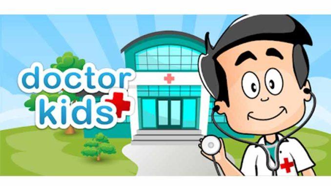 รีวิวแอพพลิเคชั่น Doctor Kids