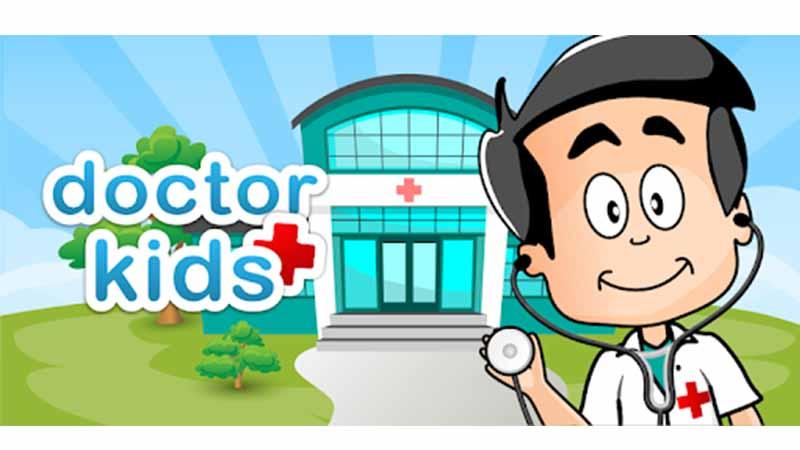 รีวิวแอพพลิเคชั่น Doctor Kids หรือ หมอเด็ก เกมเสริมความรู้เด็ก