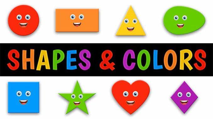 รีวิวแอปพลิเคชั่น Shapes and Colors – Kids games for toddlers เกมเสริมความรู้เด็ก